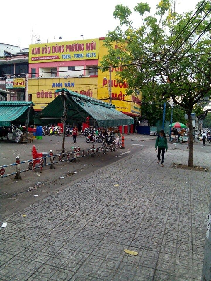 bán nhà mặt tiền chợ đêm HẠNH THÔNG TÂY, quận GÒ VẤP  , giá 11 tỷ